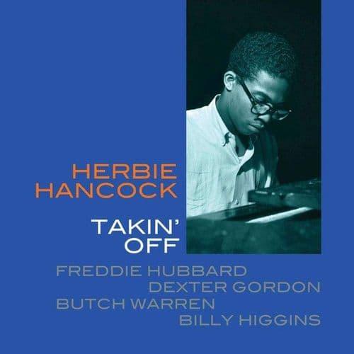 Herbie Hancock<br>Takin' Off